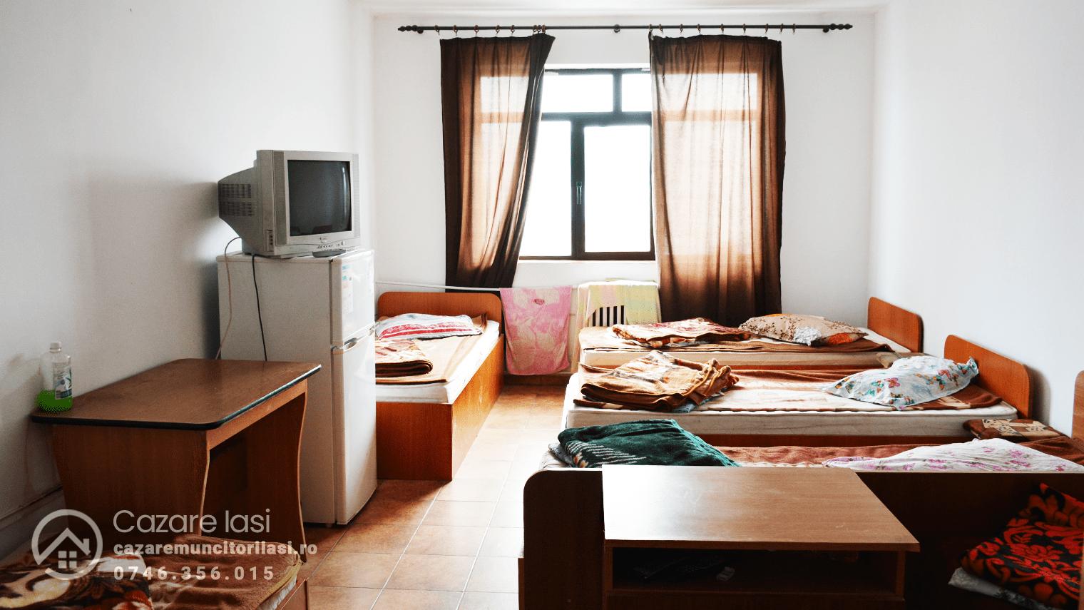Hostel Iasi camere 4x